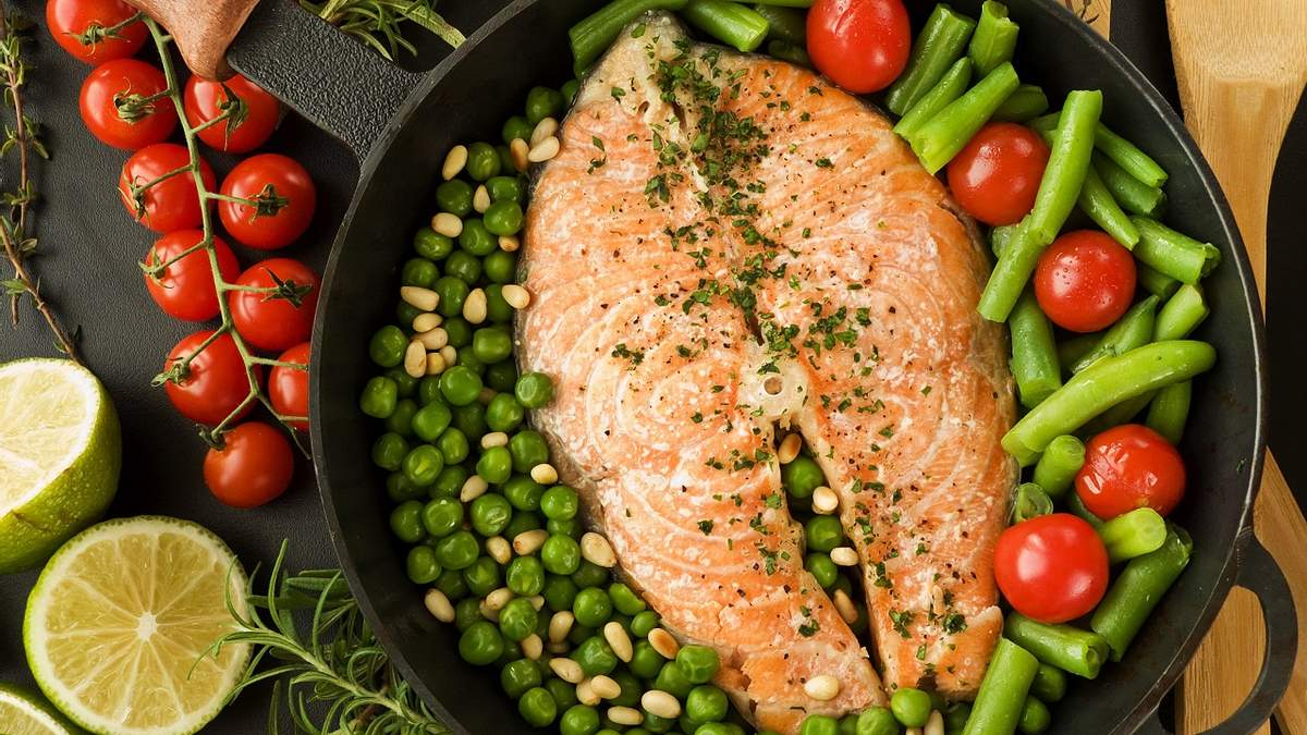 Что приготовить на ужин: 40 простых идей для тех, кто худеет