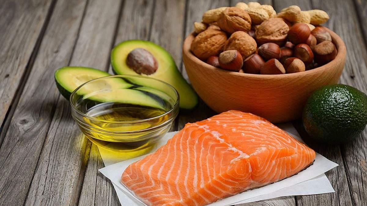 Корисні жири: які продукти краще їсти для схуднення
