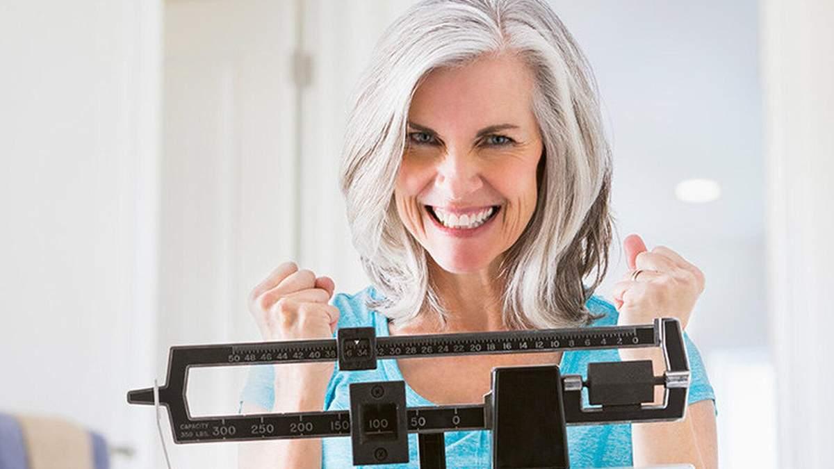 Як схуднути після 40 років: 6 корисних порад