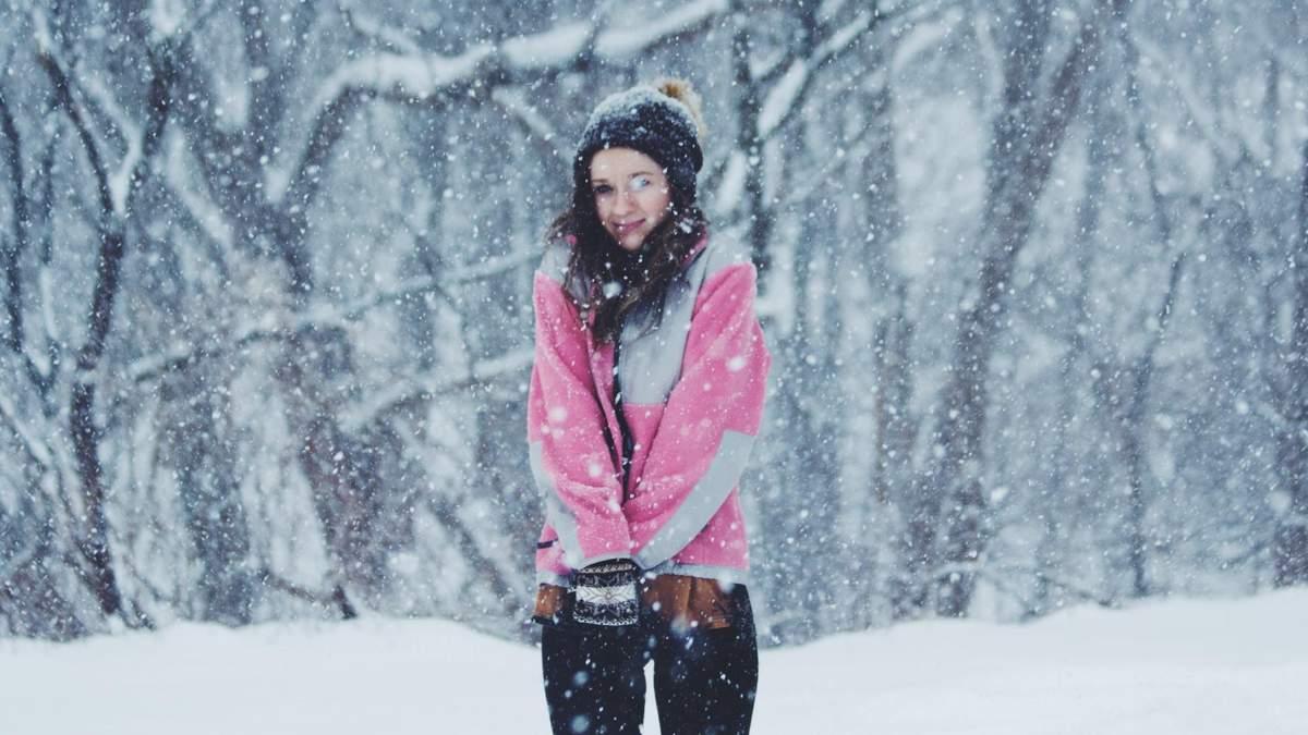 Похудение зимой: почему нужно тренироваться на улице
