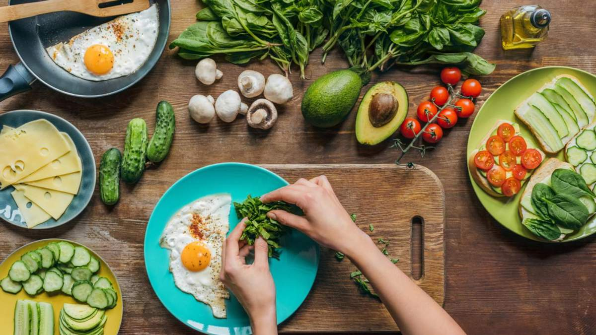Схуднення після 40 років: які продукти потрібні в раціоні