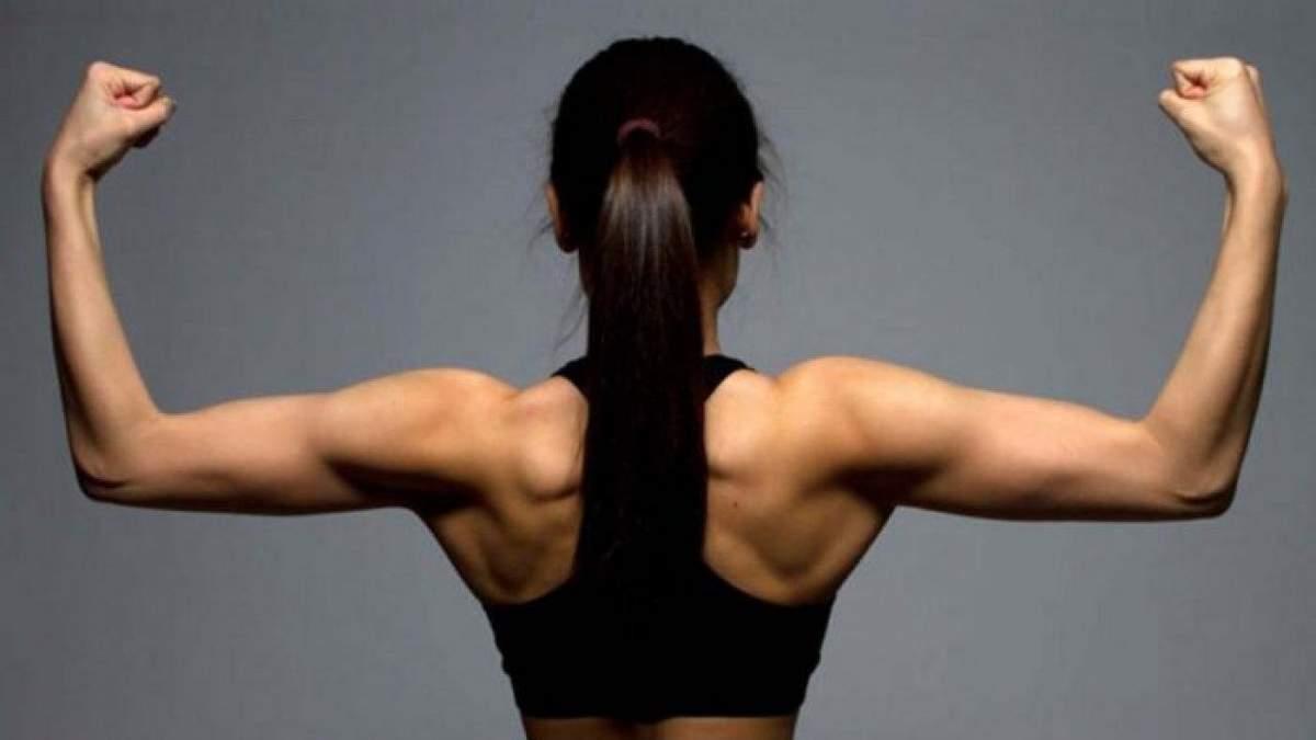 Як зробити рельєфну спину: майстриня спорту показала ТОП-6 вправ