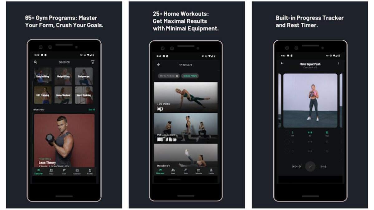 Стань спортсменом вдома: 5 безкоштовних додатків для тренувань