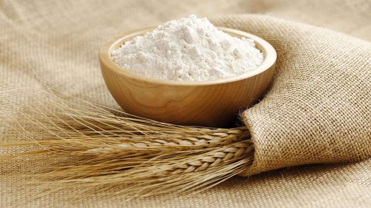 Яка шкода від пшеничного борошна і чим можна його замінити