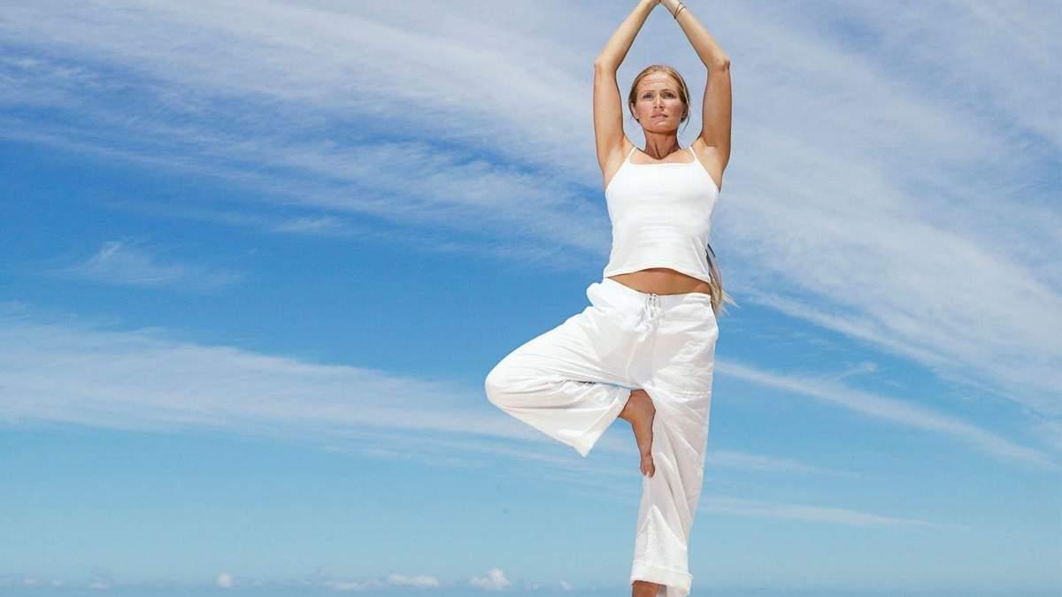 Ефективні вправи для омолодження організму: як поставити вік на паузу