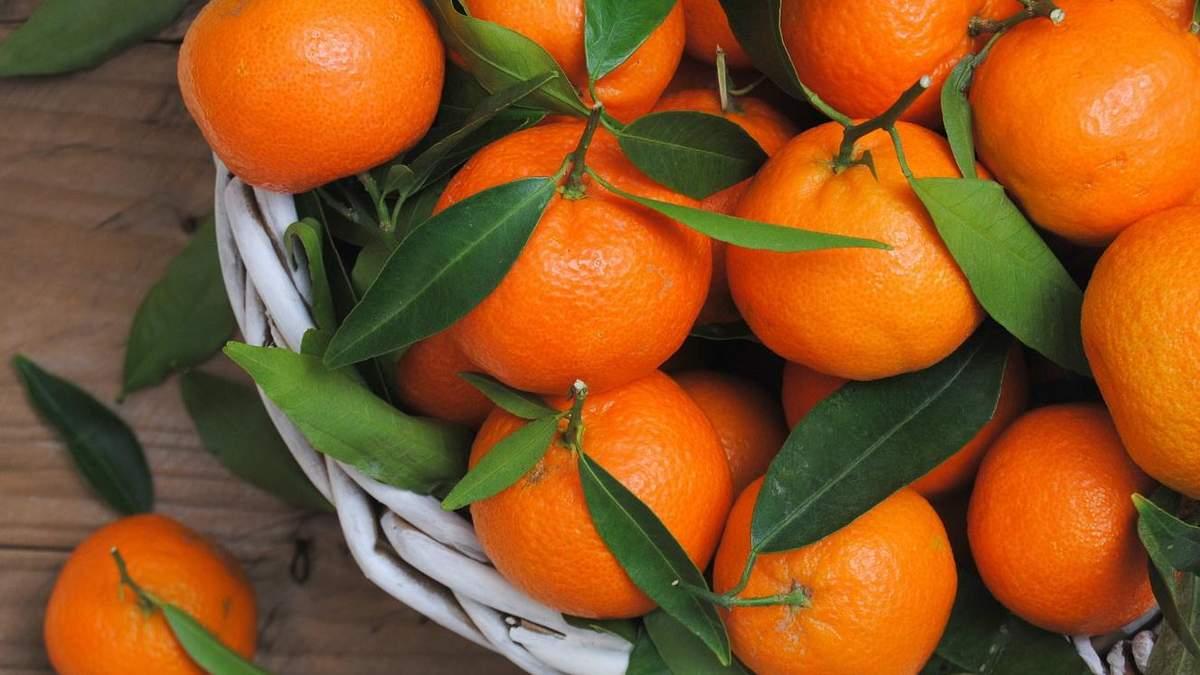 Як вибирати мандарини при схудненні: важливі нюанси