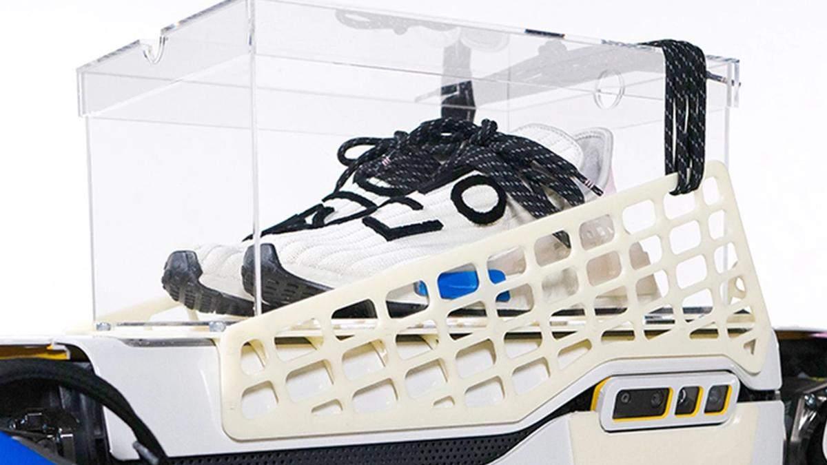 Робот Boston Dynamics представил новые кроссовки Adidas Hu NMD: видео