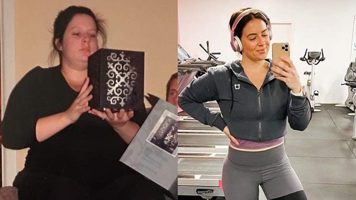 Жінка, якій вдалося скинути 47 кілограмів, розповіла про свій раціон