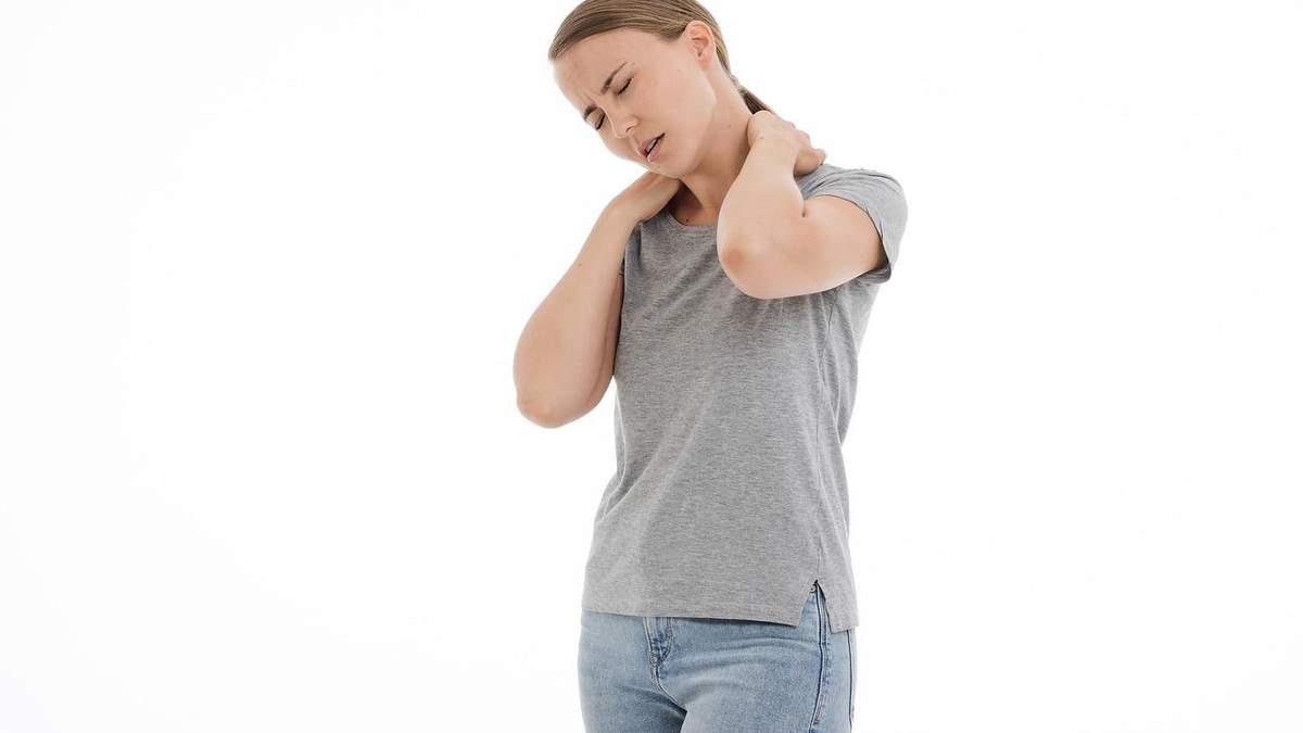 Это упражнение избавит вас от скованности в шее: видеоинструкция
