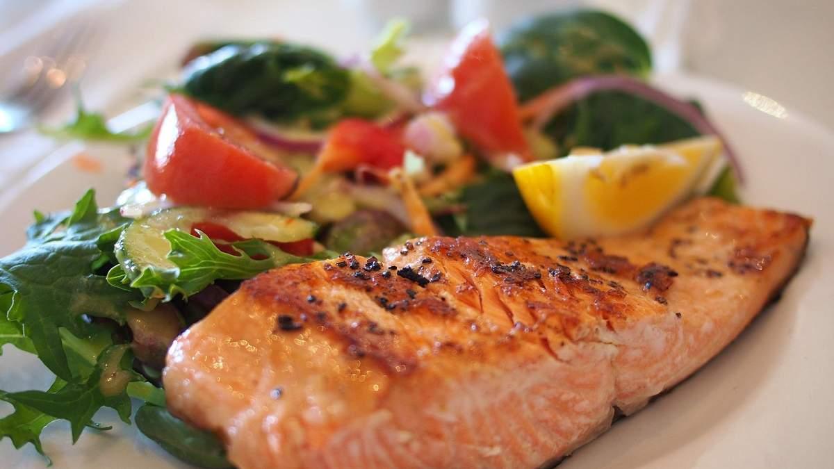 Чи можна їсти рибу при схудненні: важливі нюанси, яких ви не знали