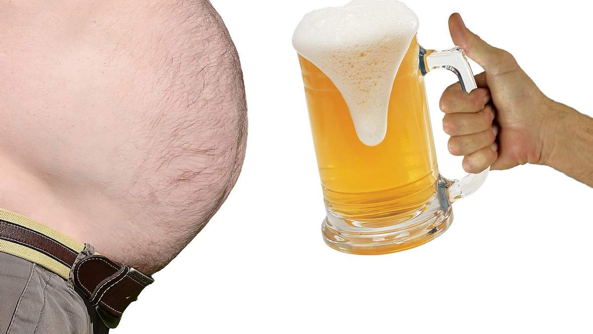 Как убрать пивной живот: назван самый действенный способ