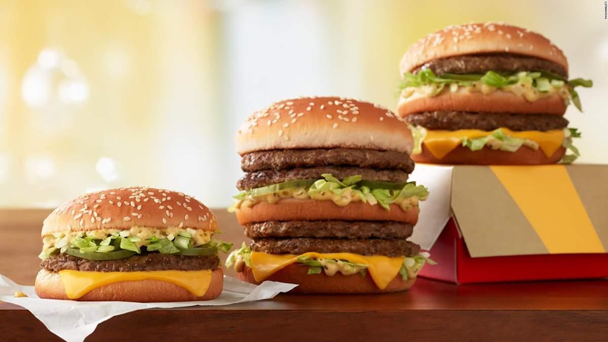 Рецепт Біг Мака: тренерка показала, як приготувати корисний бургер