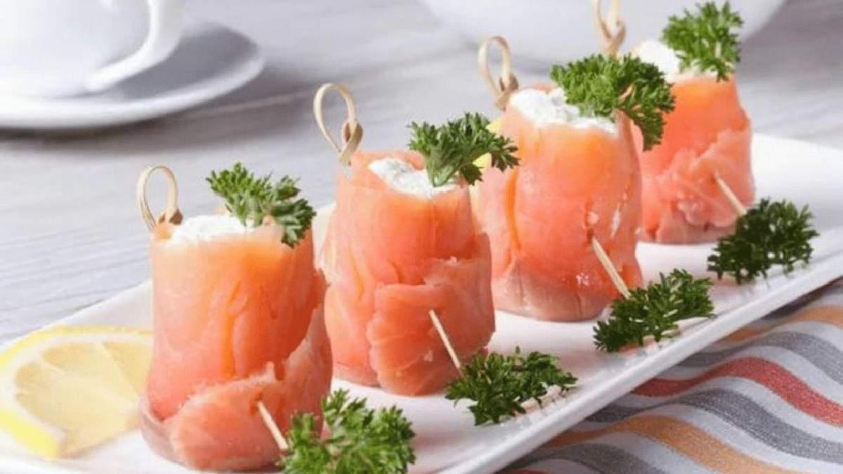 Как вкусно есть и худеть: ТОП-3 закусок к праздничному столу