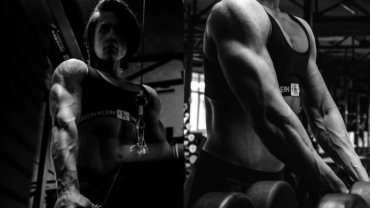 Бицепсы, как у Тора: девушка показала мускулатуру, которой позавидуют мужчины
