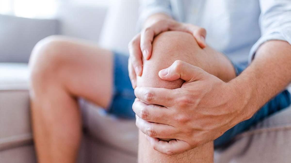 Як тренуватися з хворими колінами: безпечні вправи для дому і залу
