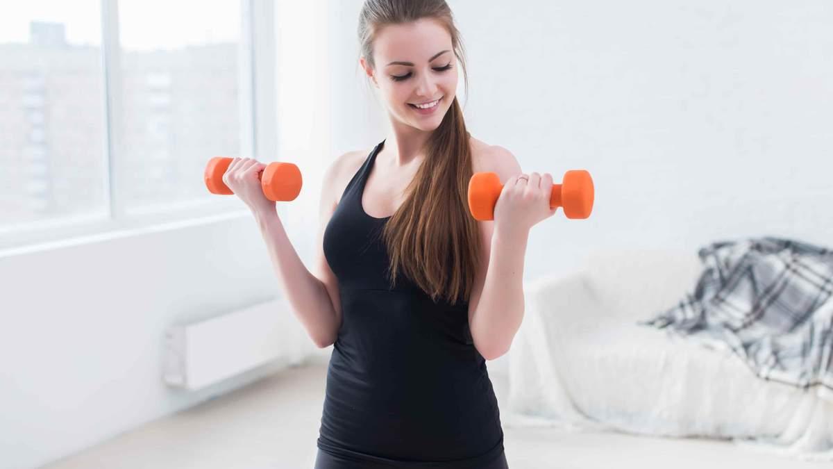 Силове тренування на верх тіла: як його робити у домашніх умовах