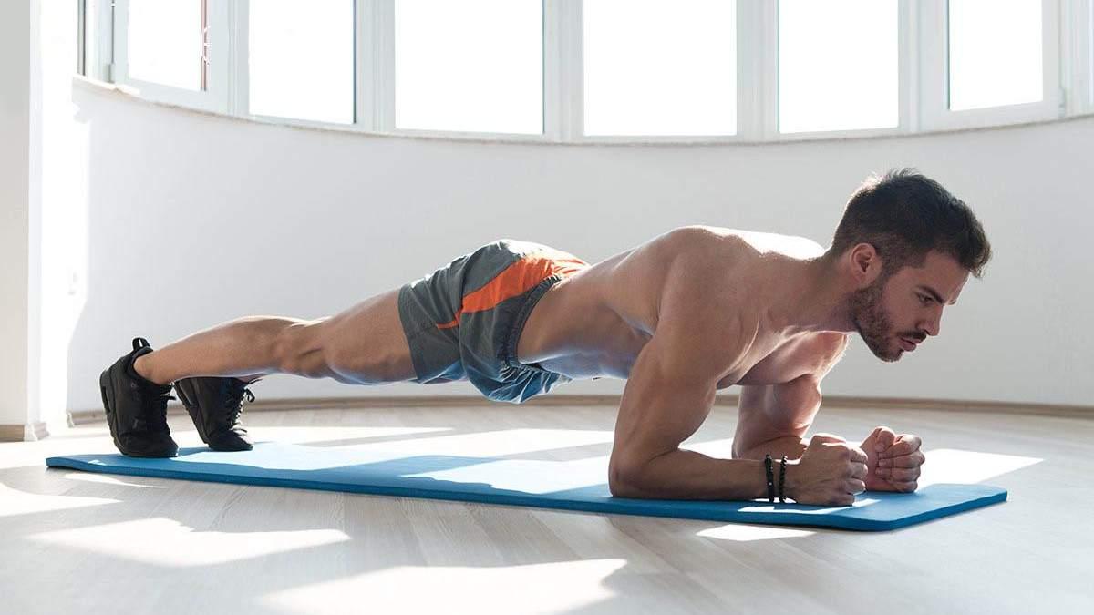 Как накачать мышцы кора: эффективное упражнение на 5 минут