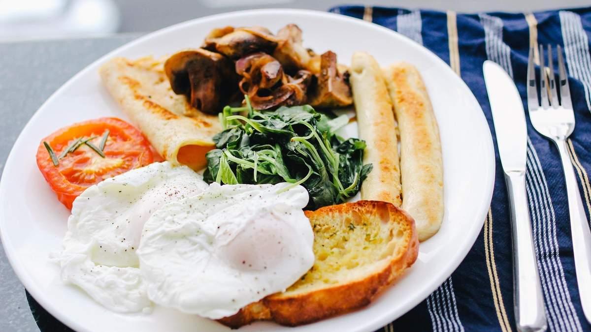 Що їсти на сніданок, щоб схуднути: 4 пункти, які потрібно знати