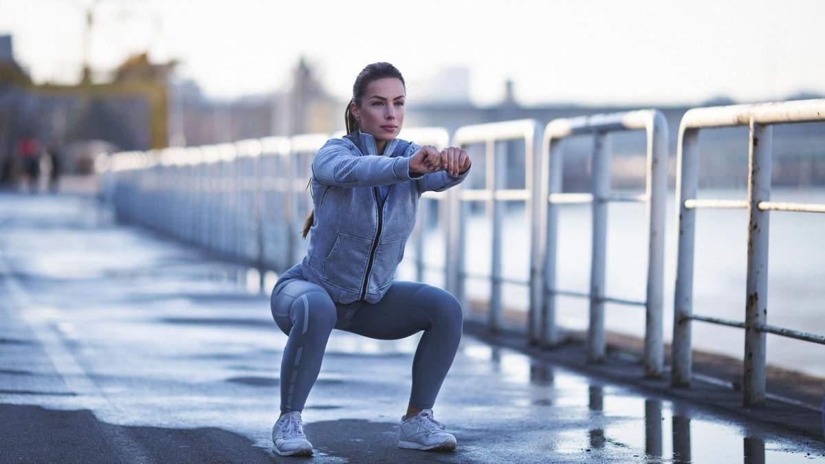 Як займатися спортом вдома: коротке тренування на 15 хвилин