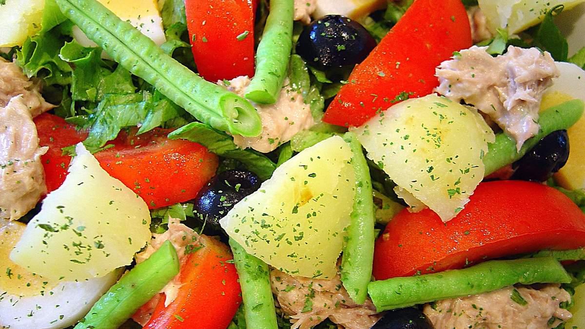 Что нового приготовить в пост: рецепт вкусного картофельного салата