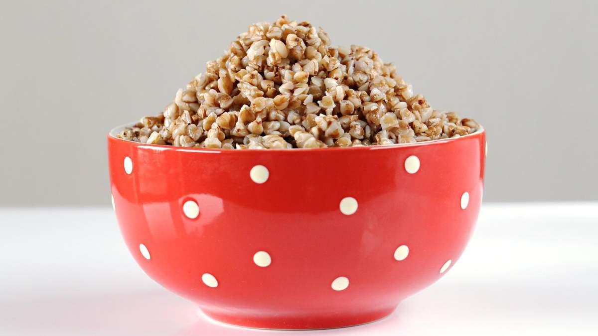 Схуднення і харчування в Великий піст: смачні рецепти з гречкою