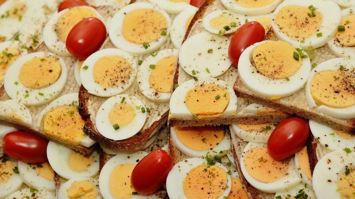 Скільки яєць можна їсти під час дієти: відповідь на поширене запитання