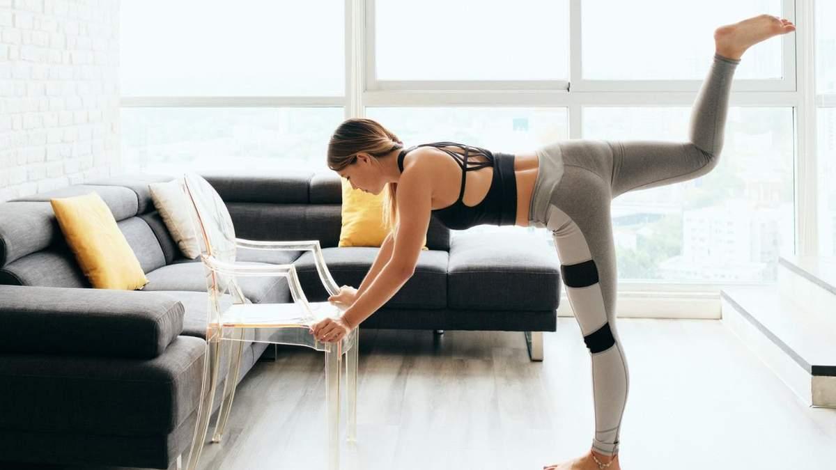 Удели себе 30 минут: Анита Луценко показала мощную тренировку