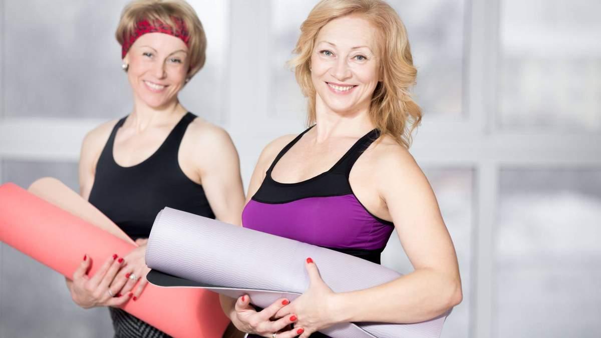 Как похудеть после 50 лет: упражнения, которые помогут выглядеть идеально