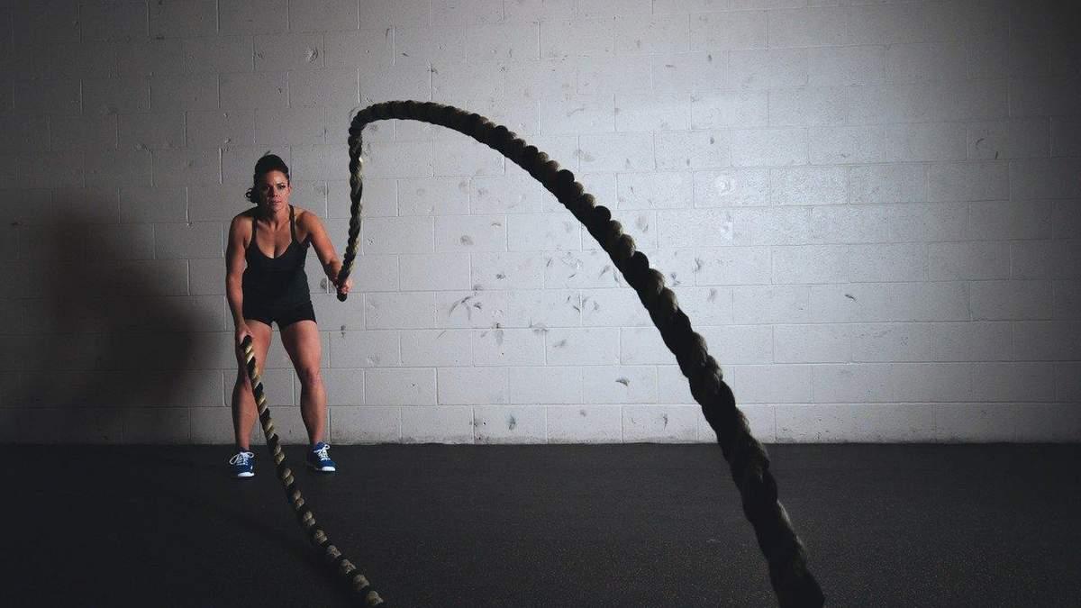 Канатна хвиля: ТОП-3 причини додати цю вправу до своєї програми тренування