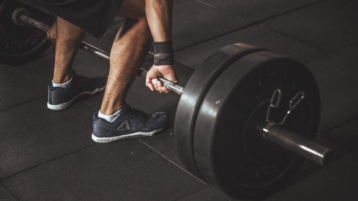 Як правильно підібрати робочу вагу у спортзалі: поради досвідчених спортсменів