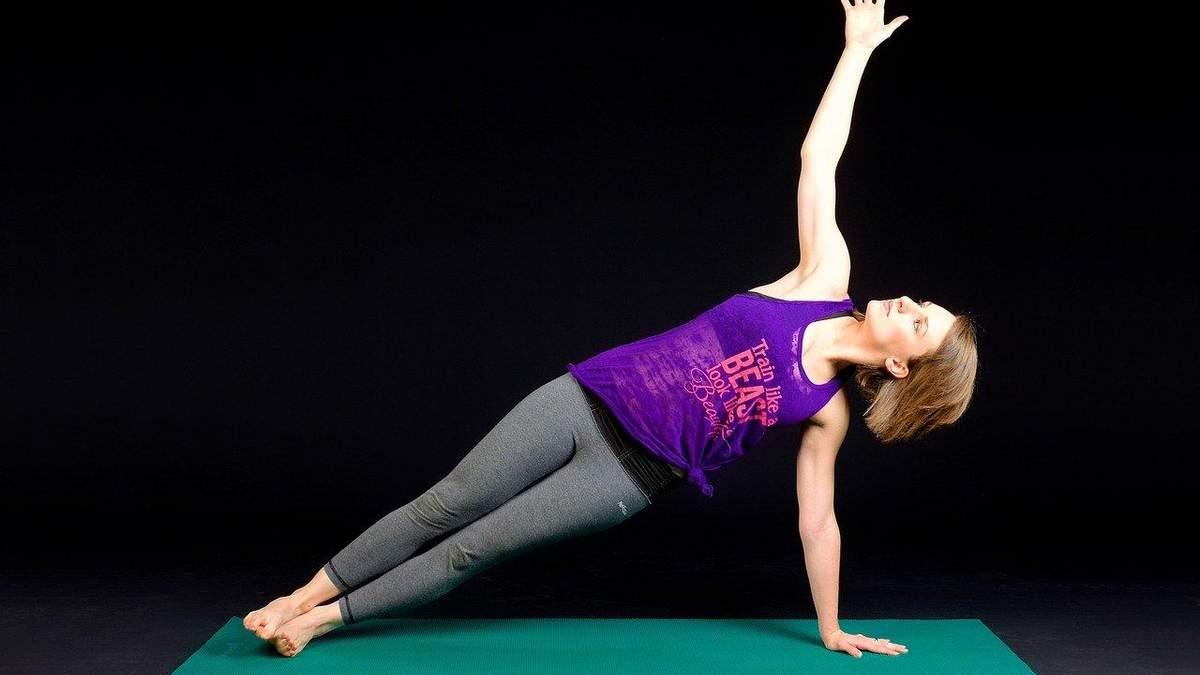 Не прессом единственным: какие еще мышцы развивает боковая планка