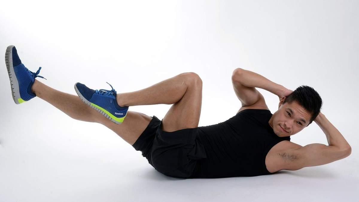 Як прибрати живіт: сет з трьох ефективних вправ