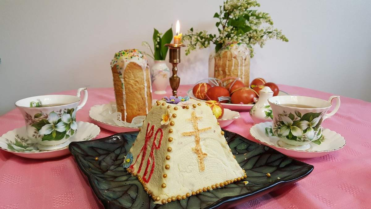 Що і як їсти на Великдень, щоб не довелося худнути: поради дієтологині