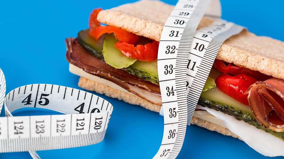 Провокують набір ваги: названі 6 помилок тих, хто худне