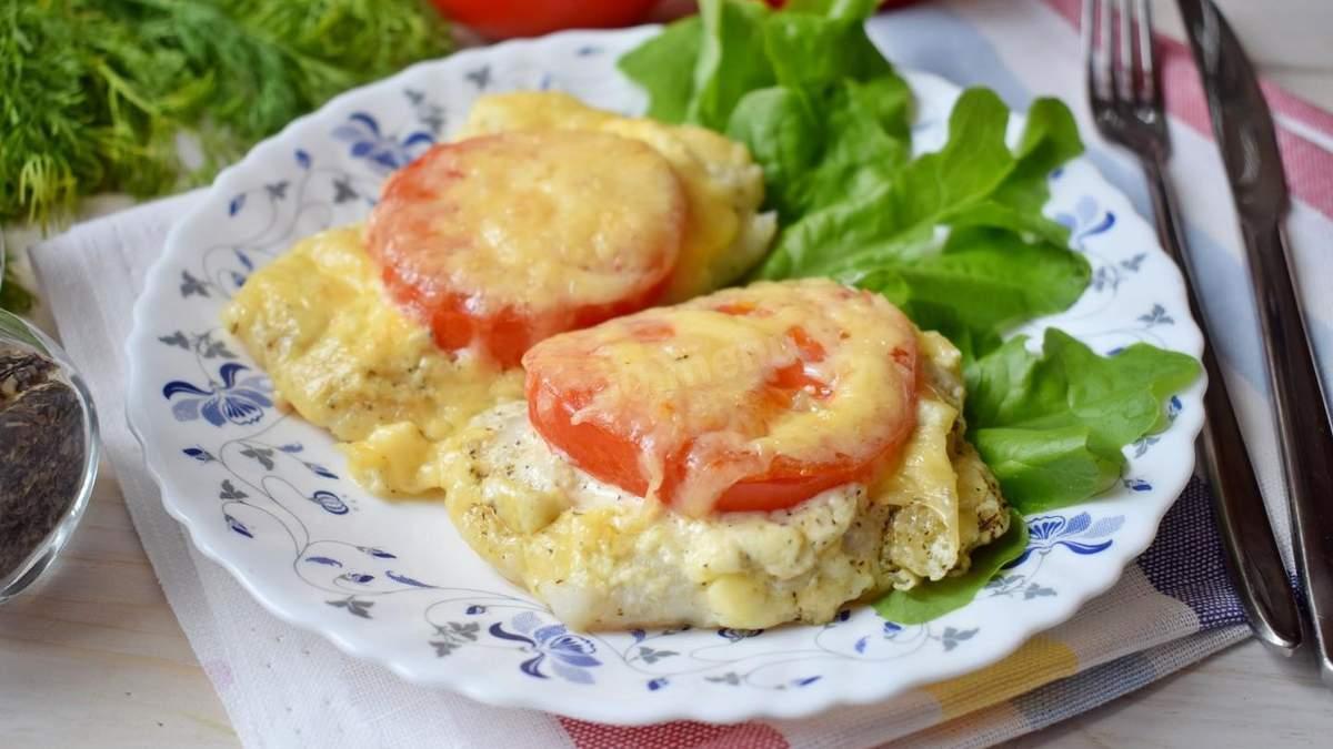 Риба по-французьки: що це за страва та як її приготувати