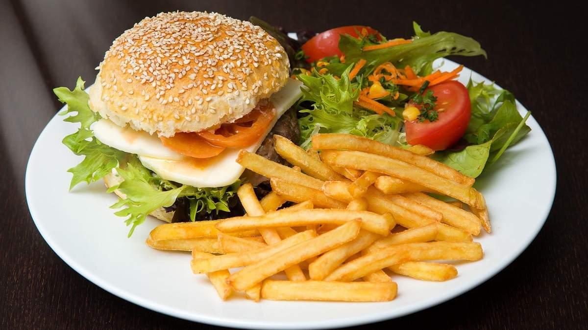 Неправильне харчування: до яких проблем зі здоров'ям воно призводить