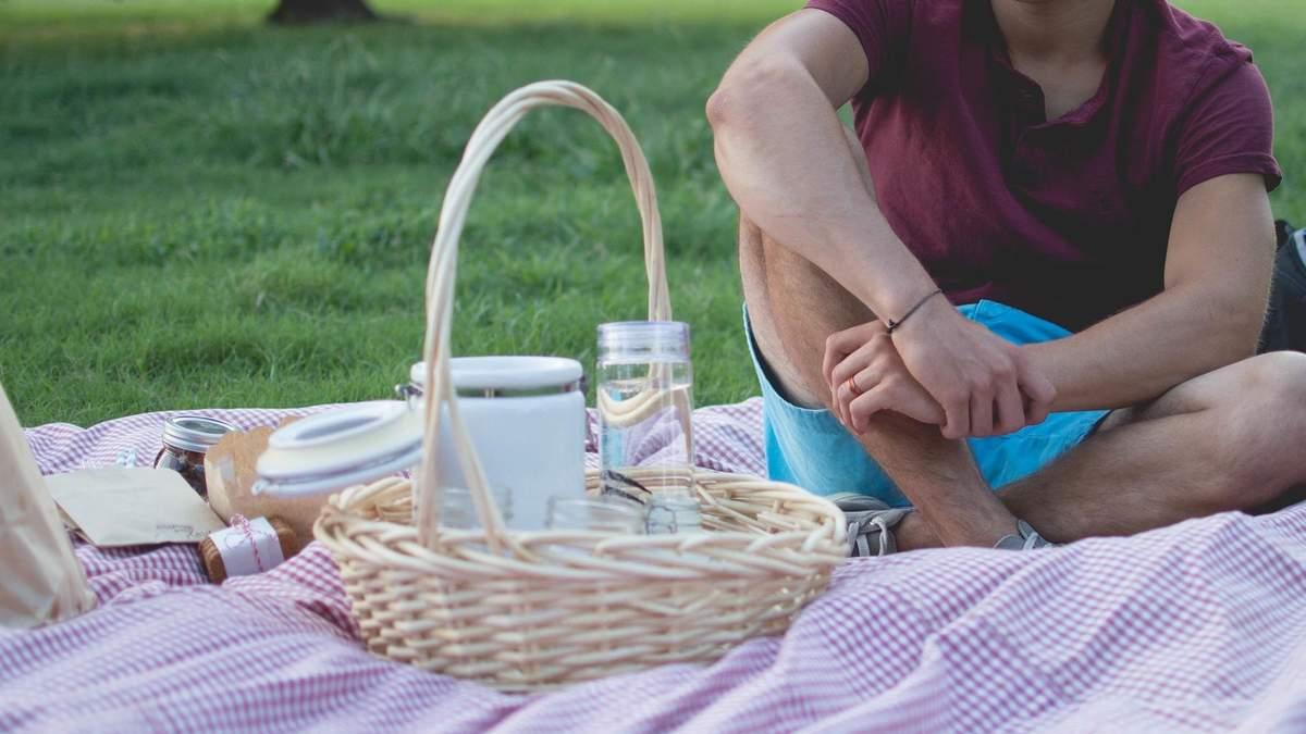 Що взяти з собою на пікнік: смачні ідеї, які сподобаються всім