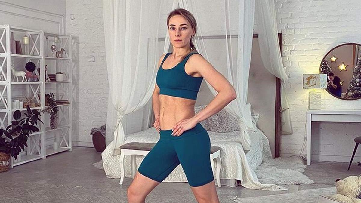 6 простих та ефективних вправ для ніг: домашнє тренування – відео