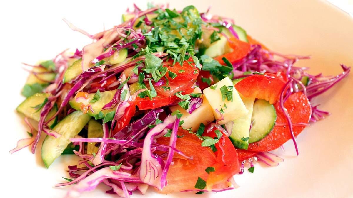 Які літні продукти допомагають худнути: які овочі додати у раціон