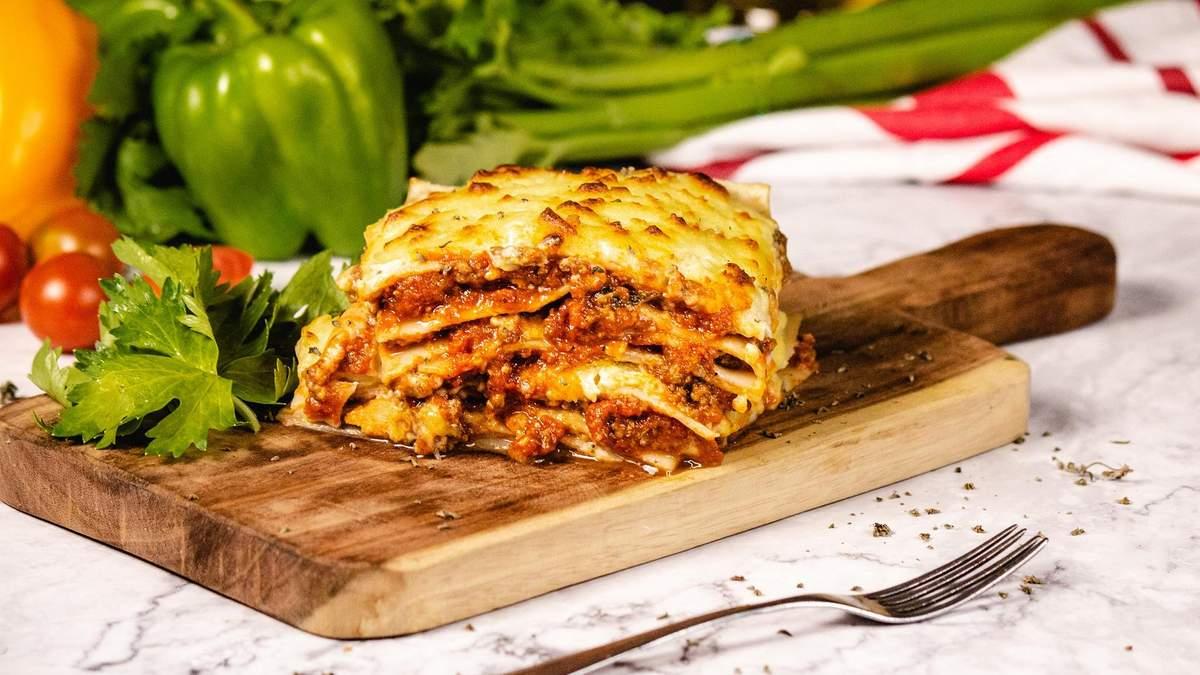 Как приготовить низкокалорийную лазанью: рецепт для тех, кто худеет