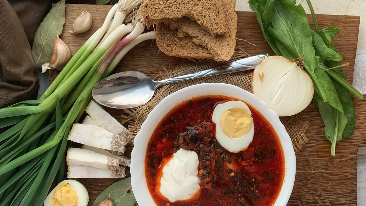 Як приготувати найсмачніший борщ: крутий рецепт від нутриціологині