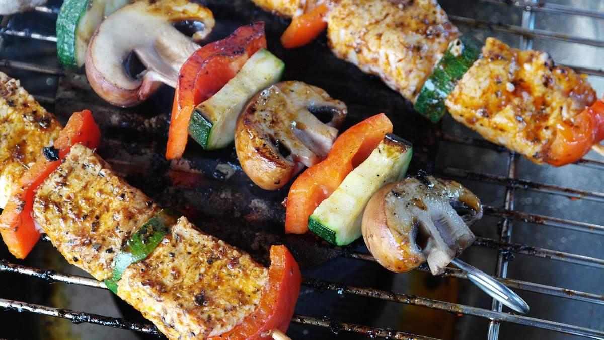 Як смачно приготувати овочі на грилі: покрокова інструкція та фото