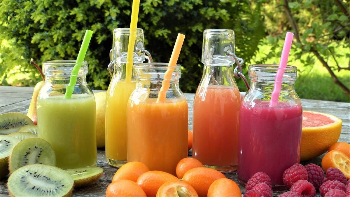 Вкусные смузи для жаркого дня: как и из чего приготовить