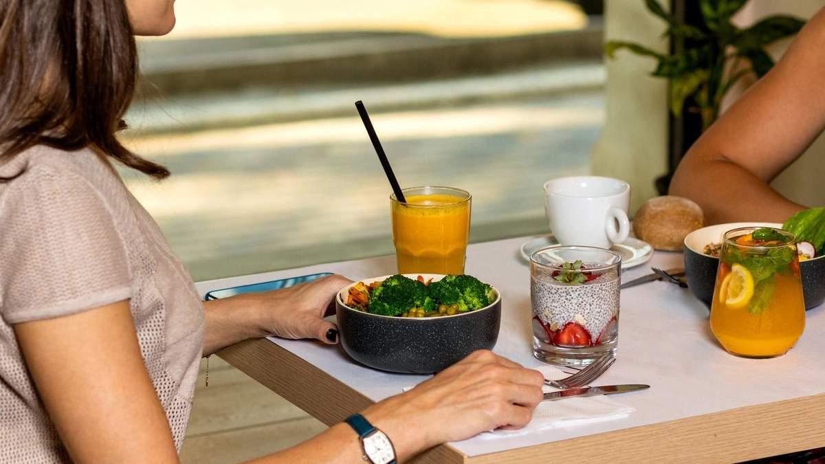 5 типових помилок здорового харчування