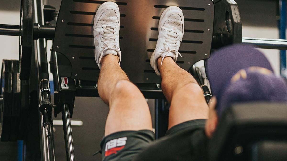4 вправи для прокачування ніг та сідниць: домашнє відеотренування
