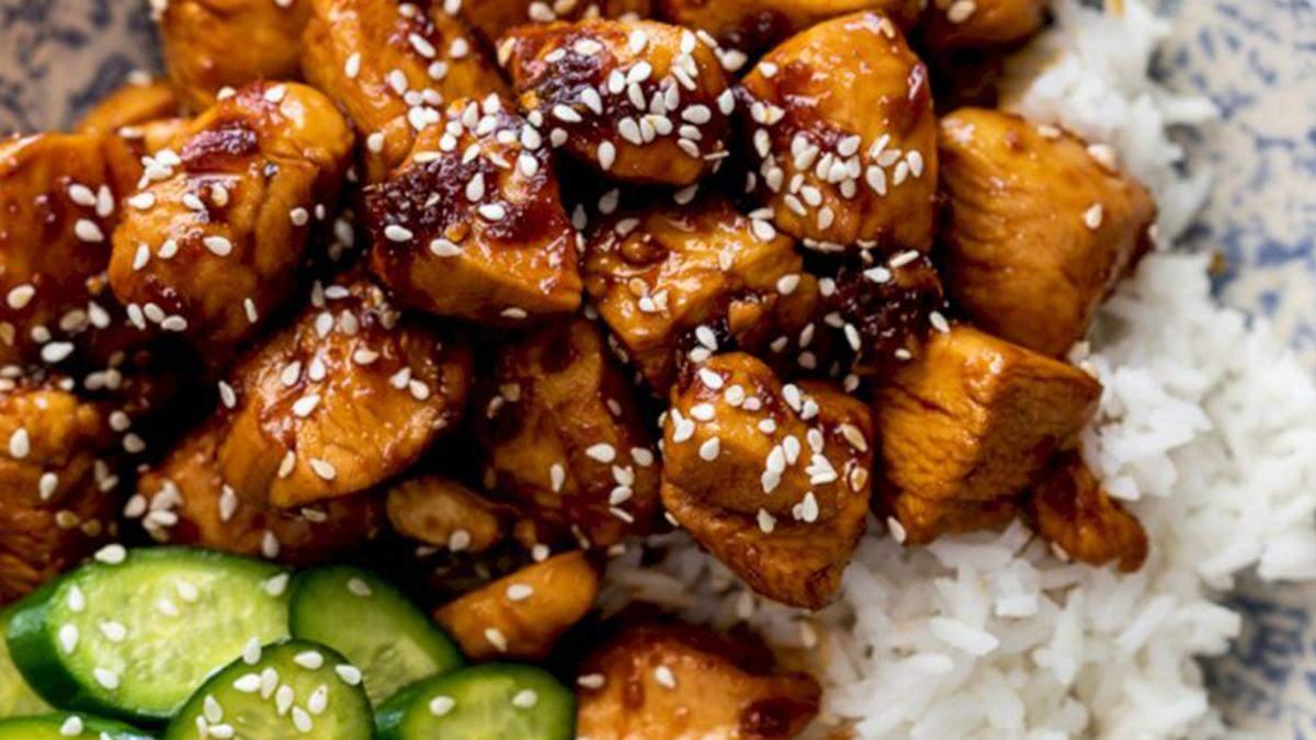 Индейка в соусе терияки: как приготовить особенный обед на скорую руку
