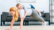 Локдаун: чем заняться дома, не забывая про физическую активность
