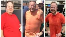 Чоловік скинув 84 кілограми та поділився секретами такого дивовижного перевтілення