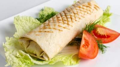 Як приготувати грибний рол за 5 хвилин: смачний перекус для тих, хто худне або постує