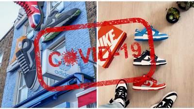 Виробів Nike та Adidas поменшає: нова хвиля COVID-19 атакує азійський регіон